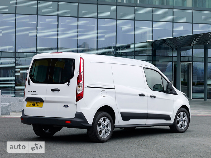 Ford Transit Connect груз. 1.5D MT 200L1 (100 л.с.)  Trend