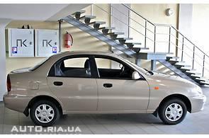 Продаж нового автомобіля ЗАЗ Sens на базаре авто