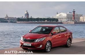 Продаж нового автомобіля Kia Rio на базаре авто