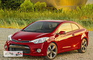 Kia Cerato Koup 1.6 AT top  2014