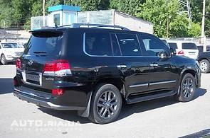 Продаж нового автомобіля Lexus LX на базаре авто