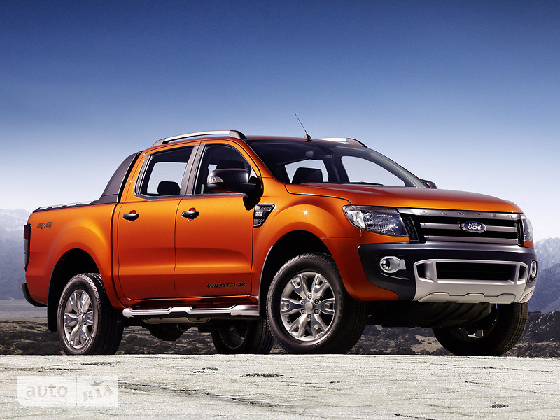 Ford Ranger 3.2D АТ (200 л.с.) DoubleCab AWD Wildtrack