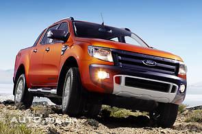 Продажа нового автомобиля Ford Ranger на базарі авто