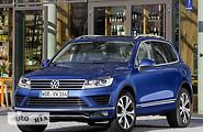 Продаж нового автомобіля Volkswagen Touareg на базаре авто