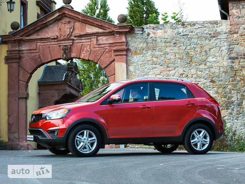 SsangYong Korando New 2.0 MT (149 л.с.) AWD DLX-1