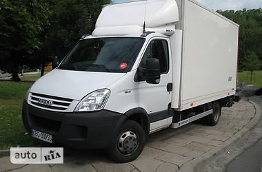 Iveco Daily груз. Хлебный фургон 2014