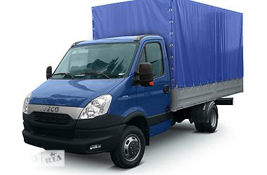 Iveco Daily груз. Тентовый фургон 2014