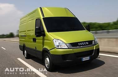 Iveco Daily груз. Хлебный фургон 2015