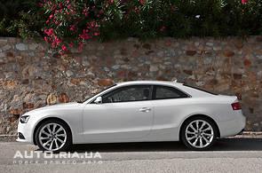 Продаж нового автомобіля Audi A5 на базаре авто