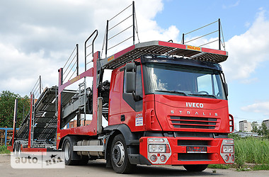 Iveco Stralis AT 440S40T/FP-CT 2014
