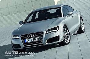 Продаж нового автомобіля Audi A7 на базаре авто