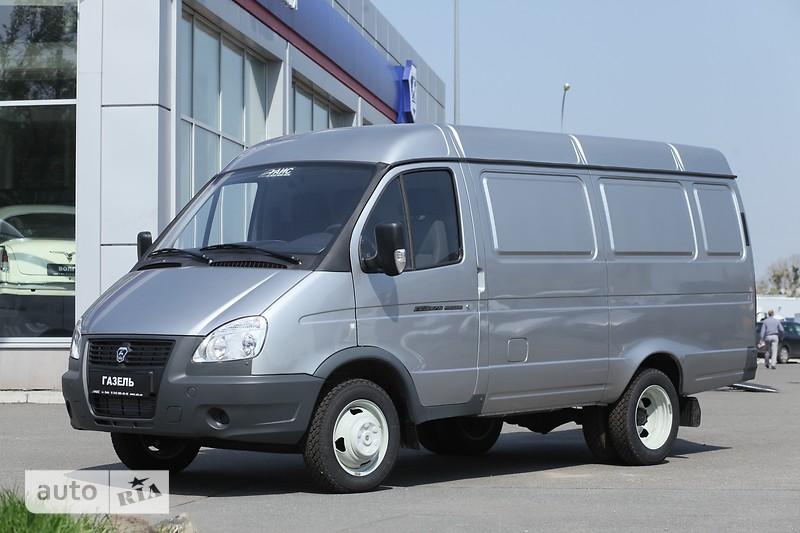 ГАЗ 2705 Газель 2705-757