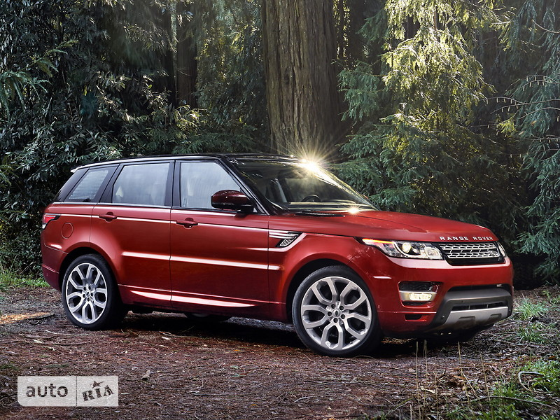 Land Rover Range Rover Sport 4.4D SDV8 AT (339 л.с.) HSE Dynamic