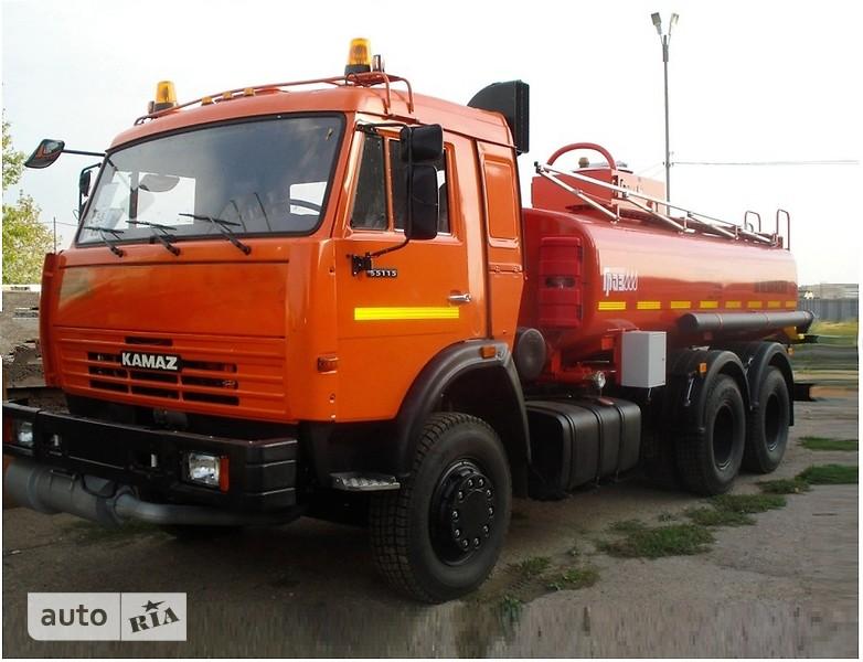 КамАЗ 65115 АЦПТ-8 (66064-010-62)