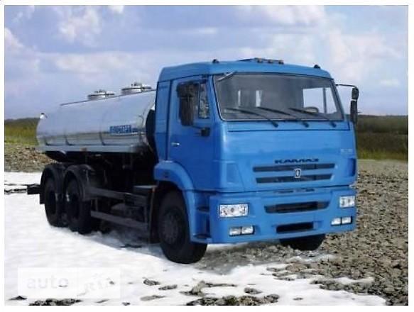 КамАЗ 65115 АЦПТ-13 (56774-21.10 ЛКП)