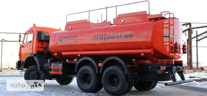 КамАЗ 65115 АЦ-16 (66052-1311-62)