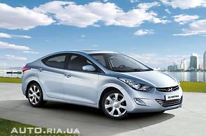 Продаж нового автомобіля Hyundai Elantra на базаре авто