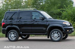 Продаж нового автомобіля УАЗ Патриот на базаре авто