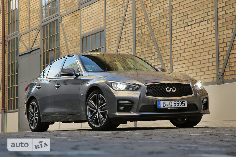 Infiniti Q50 2.0 АТ (211 л.с.) Luxe Pack 2