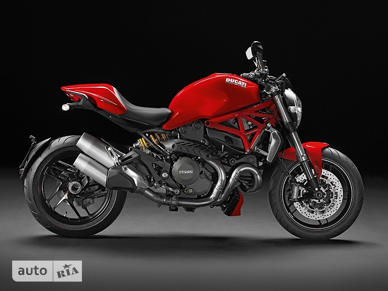 Ducati Monster 1200 Anniversario