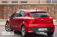 Kia Rio Hatchback 5D FL 1.2 MT Base 2015