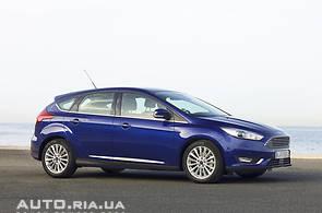 Продаж нового автомобіля Ford Focus Hatchback 5D на базаре авто