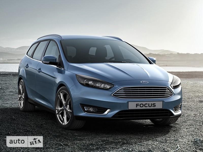 Ford Focus 1.5D MT (95 л.с.) Comfort
