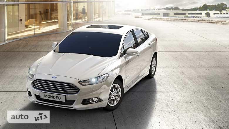 Ford Mondeo New 2.0 Ecoboost AT (203 л.с.) Titanium