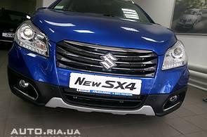 Продаж нового автомобіля Suzuki SX4 на базаре авто