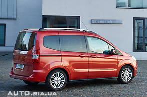 Продажа нового автомобиля Ford Tourneo Courier на базарі авто