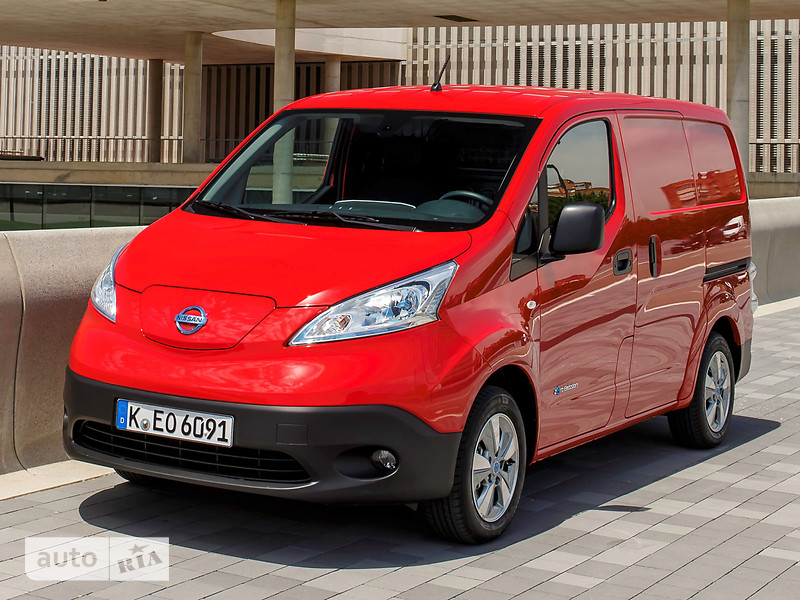 Nissan e-NV200 e-NV200 (110 л.с.)