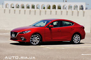 Продаж нового автомобіля Mazda 3 Sedan на базаре авто