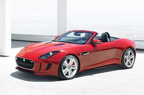 Продаж нового автомобіля Jaguar F-Type на базаре авто