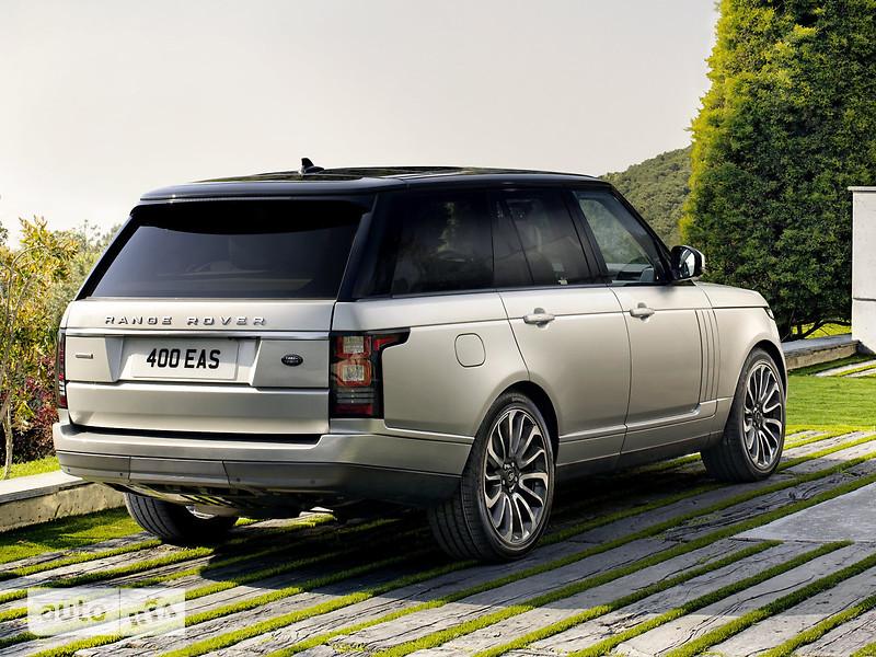 Land Rover Range Rover 5.0 V8 S/C АТ (510 л.с.)  Vogue SE