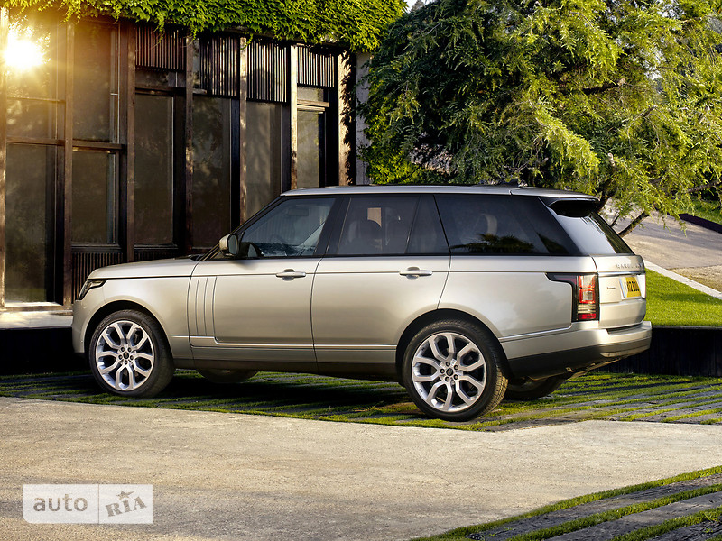 Land Rover Range Rover 3.0 AT (340 л.с.) AWD Vogue