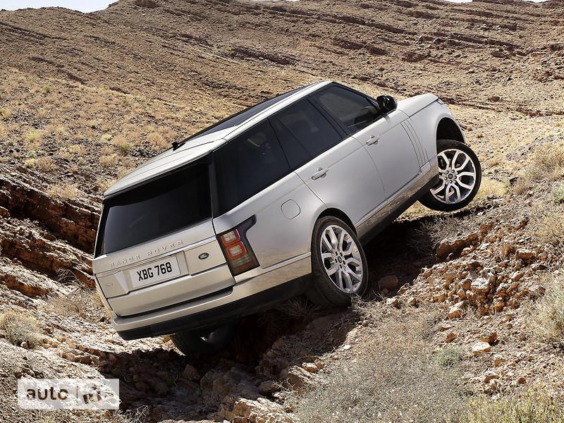 Land Rover Range Rover 3.0 AT (380 л.с.) AWD  Vogue SE