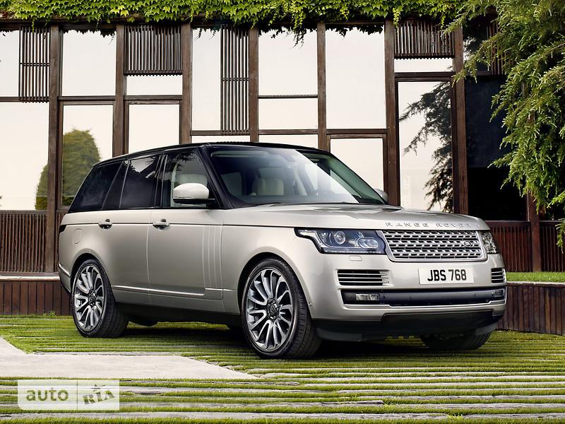 Land Rover Range Rover 5.0 V8 S/C АТ (510 л.с.)  SVAutobiography Dynamic