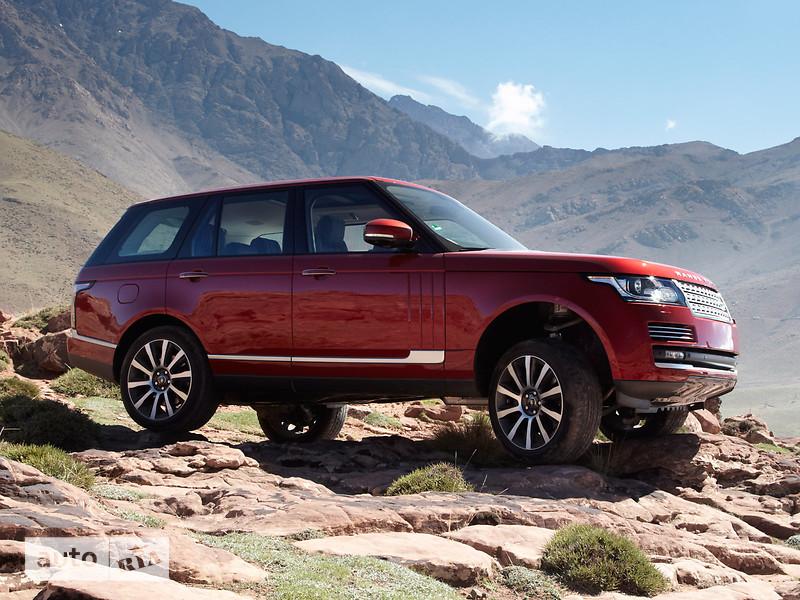 Land Rover Range Rover 3.0TD AT (258 л.с.) Vogue