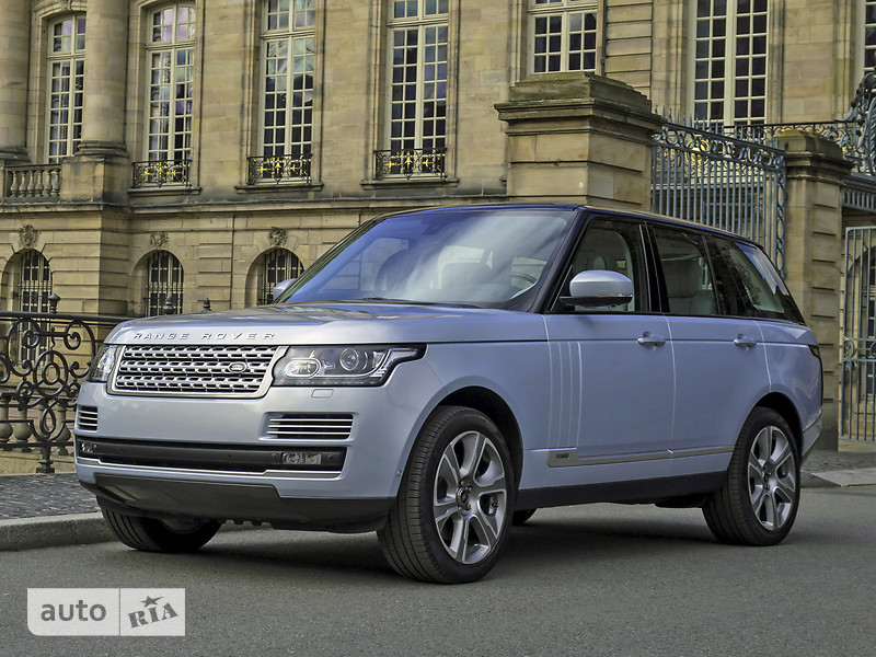 Land Rover Range Rover 4.4 SDV8 АТ (339 л.с.) Long SV Autobiography