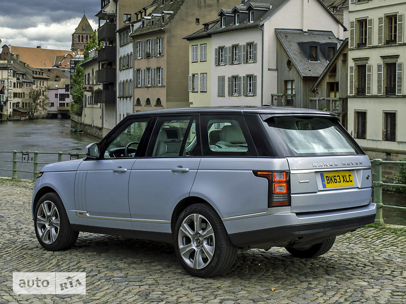 Land Rover Range Rover 4.4D AT (339 л.с.) Autobiography