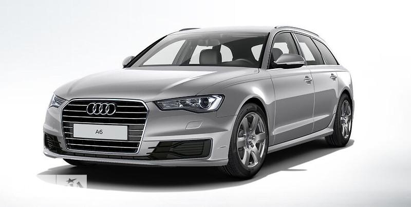 Audi S6 4.0 TFSI S-tronic (450 л.c.) Quattro
