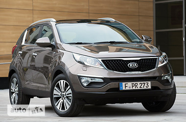 Kia Sportage 1.7D MT 2WD Limited Edition  2015