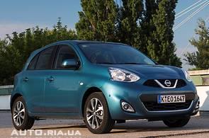 Продаж нового автомобіля Nissan Micra на базаре авто
