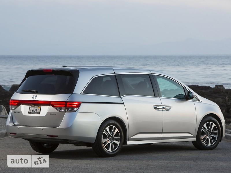 Характеристики Honda Odyssey / Хонда Одиссей