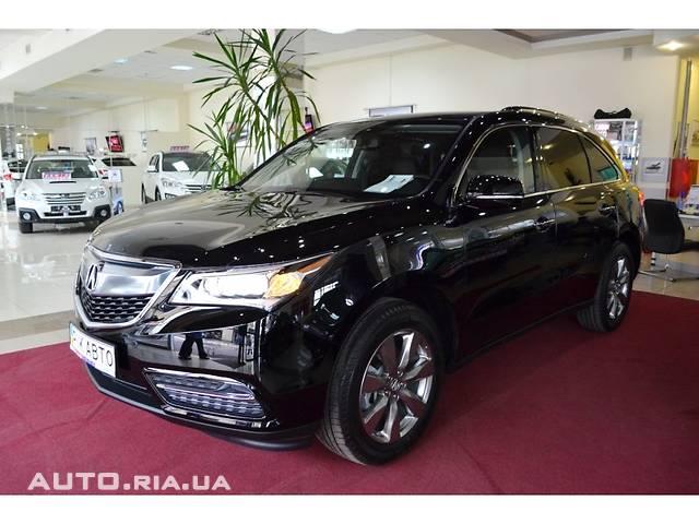 Acura MDX 3.5 AT (290 л.с.) Techno