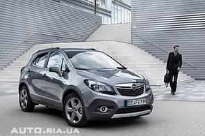 Продаж нового автомобіля Opel Mokka на базаре авто