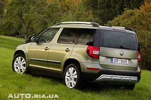 Продаж нового автомобіля Skoda Yeti на базаре авто