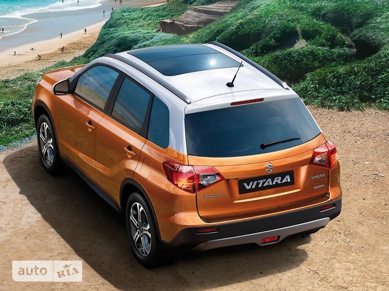 Suzuki Vitara 1.6 AT (117 л.с.) 4WD Outdoor GL+