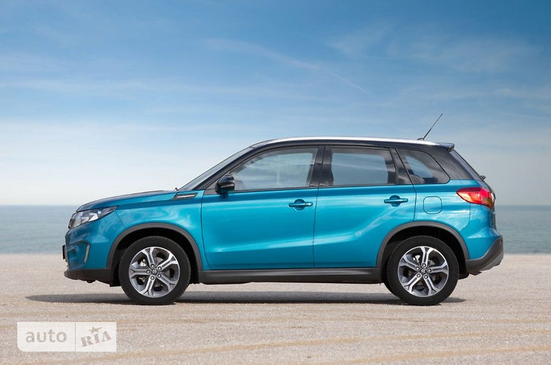 Suzuki Vitara 1.6 AT (117 л.с.) 4WD Outdoor GL+