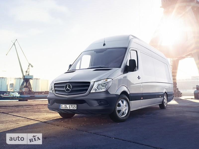 Mercedes-Benz Sprinter груз. 311 CDI MT (109 л.с.) KA A2